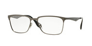 Ray-Ban RX6344 Square Eyeglasses