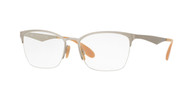 Ray-Ban RX6345 Square Eyeglasses