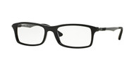 Ray-Ban RX7017 Rectangle Eyeglasses