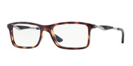 Ray-Ban RX7023 Rectangle Eyeglasses