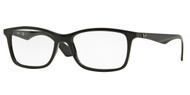 Ray-Ban RX7047F Rectangle Eyeglasses