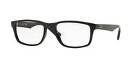 Ray-Ban RX7063F Rectangle Eyeglasses