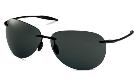 Black Sport Sunglasses