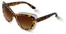 Havana Cateye Sunglasses