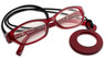 Red Reading Glasses