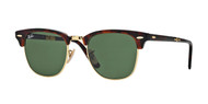 Ray-Ban RB2176 Folding Clubmaster Sunglasses