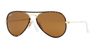 Ray-Ban RB3025JM Aviator Sunglasses