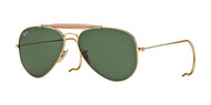 Ray-Ban RB3030 Outdoorsman Sunglasses