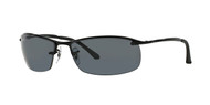 Ray-Ban RB3183 Rectangle Sunglasses