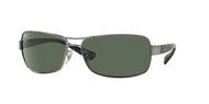 Ray-Ban RB3379 Rectangle Sunglasses