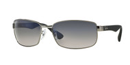 Ray-Ban RB3478 Rectangle Sunglasses