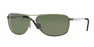 Ray-Ban RB3506 Pilot Sunglasses