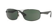 Ray-Ban RB3527 Rectangle Sunglasses