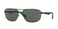 Ray-Ban RB3528 Square Sunglasses