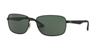 Ray-Ban RB3529 Square Sunglasses