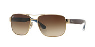 Ray-Ban RB3530 Square Sunglasses