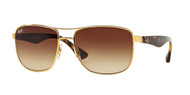 Ray-Ban RB3533 Square Sunglasses