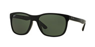 Ray-Ban RB4181F Square Sunglasses
