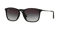 Ray-Ban RB4187F Square Sunglasses