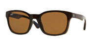 Ray-Ban RB4197F Square Sunglasses
