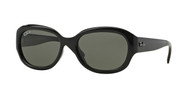 Ray-Ban RB4198 Square Sunglasses