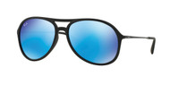 Ray-Ban RB4201 Pilot Sunglasses