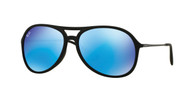 Ray-Ban RB4201F Pilot Sunglasses