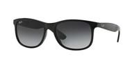Ray-Ban RB4202 Rectangle Sunglasses