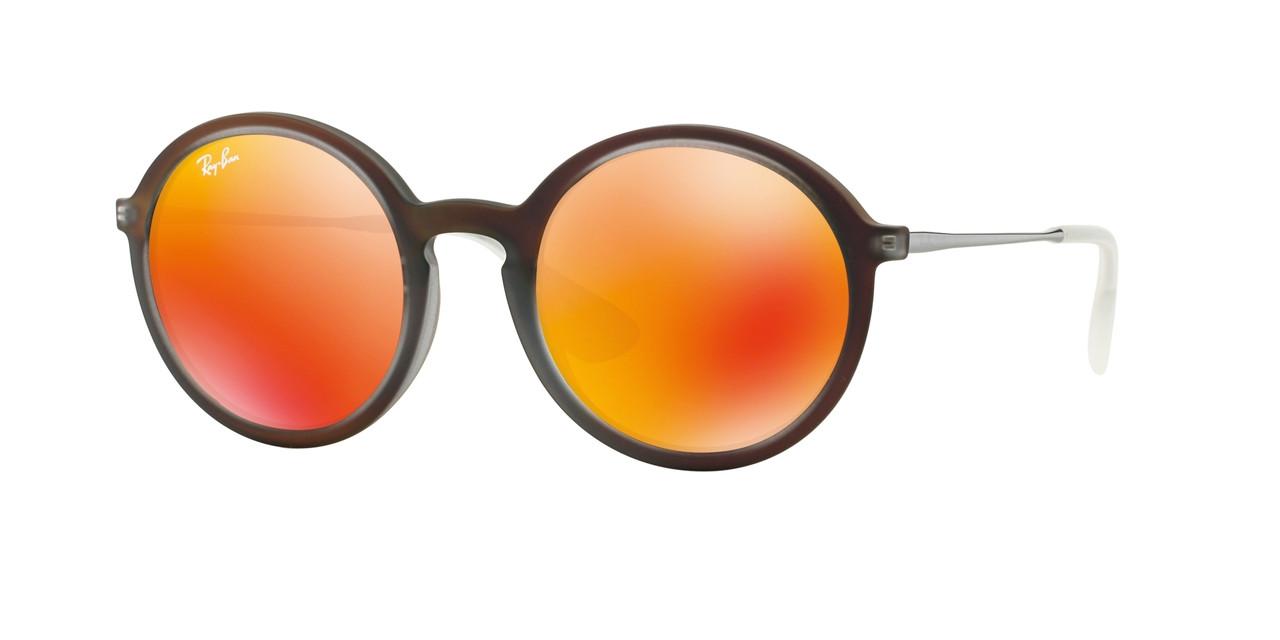 b2fa81fc74 Shop Ray-Ban RB4222 Man Sunglasses Free shipping and free returns
