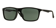 Ray-Ban RB4228F Rectangle Sunglasses