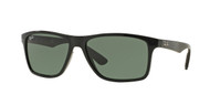 Ray-Ban RB4234 Rectangle Sunglasses