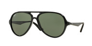 Ray-Ban RB4235 Pilot Sunglasses