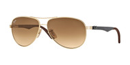 Ray-Ban RB8313 Pilot Sunglasses