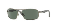 Ray-Ban RJ9536S Rectangle Sunglasses