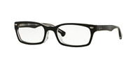 Ray-Ban RX5150F Rectangle Eyeglasses