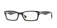 Ray-Ban RX5206 Rectangle Eyeglasses