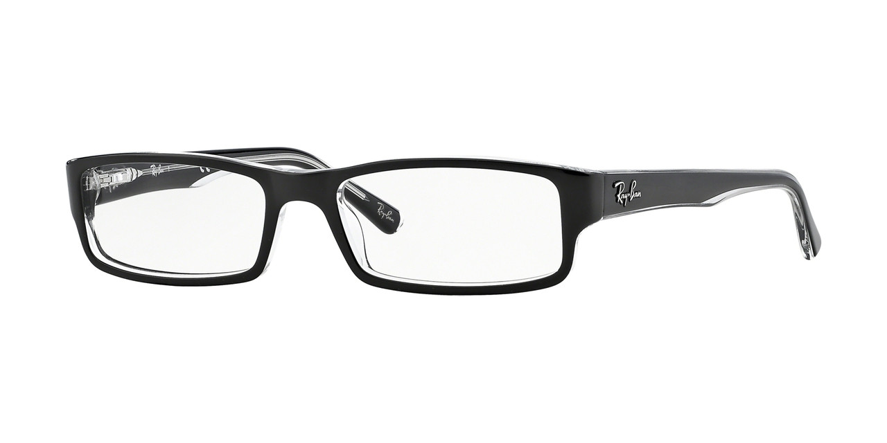 8f69e86a7a ... Reading Glasses · Deals · Blog · Home · Eyeglasses  Ray-Ban RX5246 Rectangle  Eyeglasses. Image 1. Click to enlarge