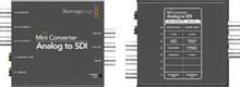 Mini Converter - Analog to SDI