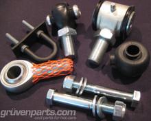 TT/R32 Rear Control Arm Hardware