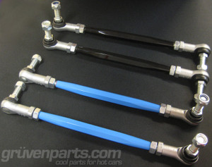 GruvenParts.com Front Adjustable Swaybar End Links for VW MK5/MK6 and Audi