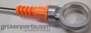 GruvenParts Billet Dipstick Handle - Circular Pull Shown
