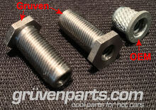 GruvenParts.com GM Truck Exterior Door Handle Inserts - Billet Stainless Machined !