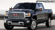 GM Towing Mirror Brass Gear Set