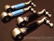 GruvenParts TT/R32 Rear Swaybar End Linkage Set in Gloss Black or Jazz Blue