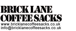 Brick Lane Coffee Sacks