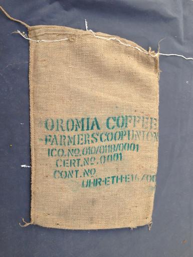 Ethiopia Green Oromia - Coffee Sack