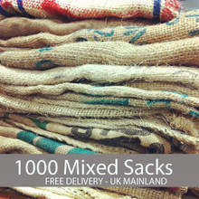 1000 Coffee Sacks