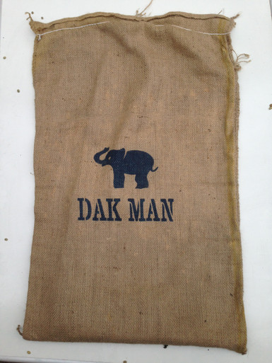 Dak Man Coffee Sack  Sack Front