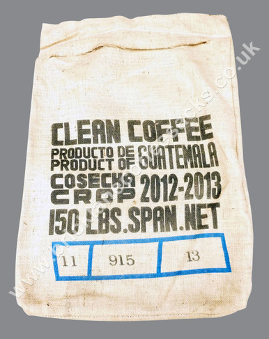 CLEAN COFFEE GUATEMALA COFFEE FRONT