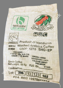 Honduras Coffee Sack